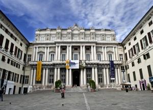 Palazzo Ducale genova piazza Matteotti