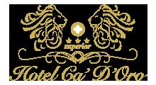 Nuovo sito per l'hotel Ca d'oro