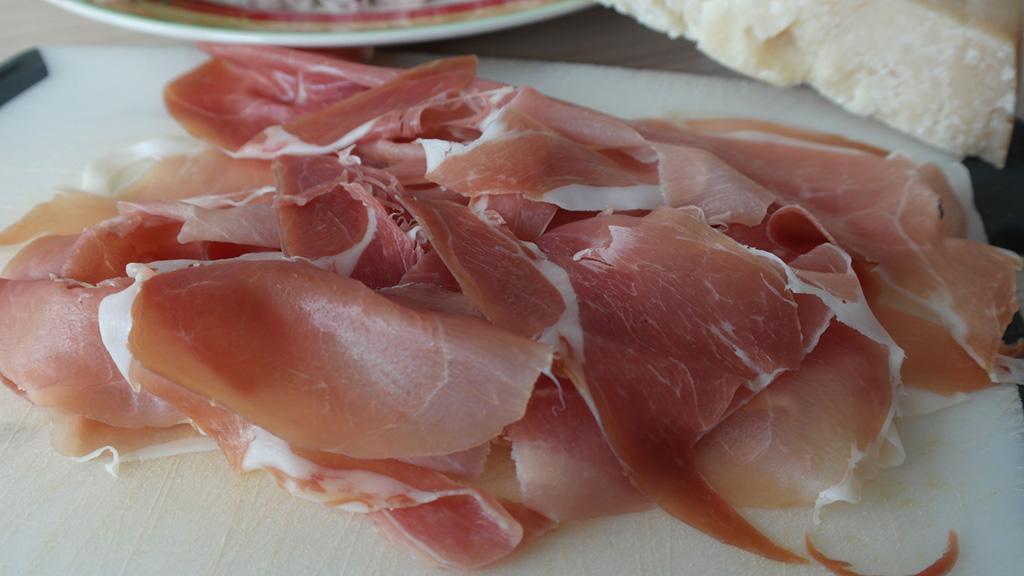 Prosciutto di Langhirano prosciutto di Parma