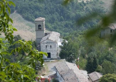 vista del borgo