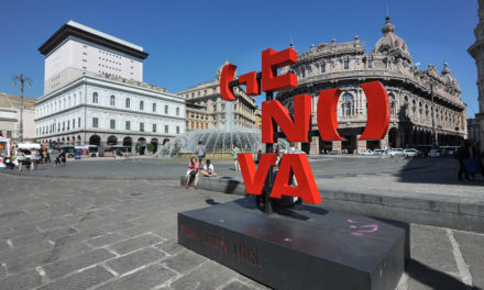 Itinerari centro storico di genova