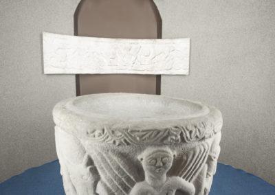 Fonte battesimale di Sant'Apollonio