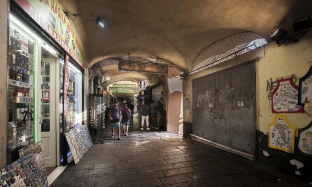 Sottoripa Genova