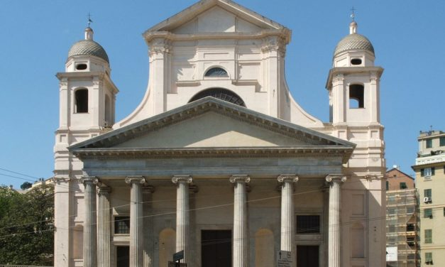 Piazza della Nunziata Genova