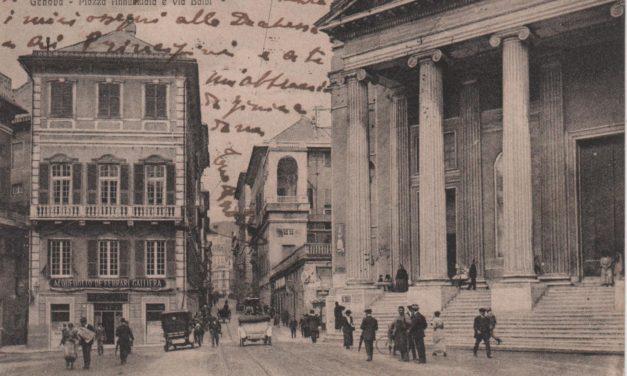 via Balbi Genova