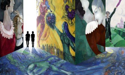 Chagall, sogno di una notte d'estate