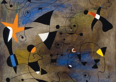 05_Miro_Woman and Birds_square