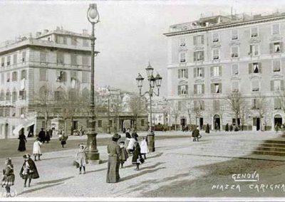 PiazzaCarignanoAntica
