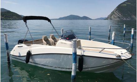 Barca lago Iseo
