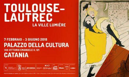 Toulouse-Lautrec a Catania con ingresso ridotto