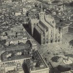 Piazza Duomo Milano 1920