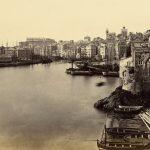 Veduta Savona antica e porto
