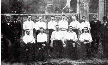 8 maggio 1898 nasce il campionato di calcio