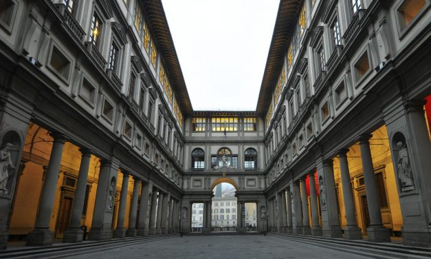 Tour virtuali agli Uffizi