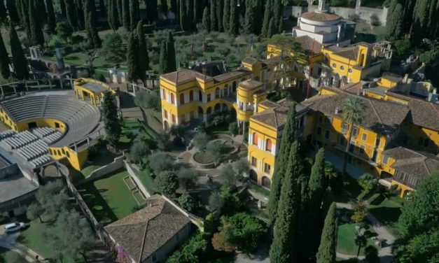 Tour virtuali al Vittoriale degli Italiani